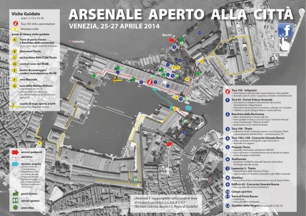 Arsenale Aperto 2014